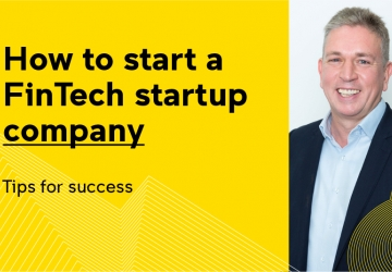 How to start a FinTech startup company