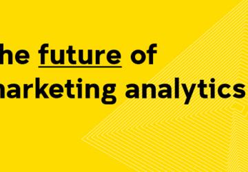 The future of marketing analytics header